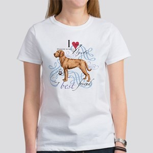 Wirehaired Vizsla Women's T-Shirt